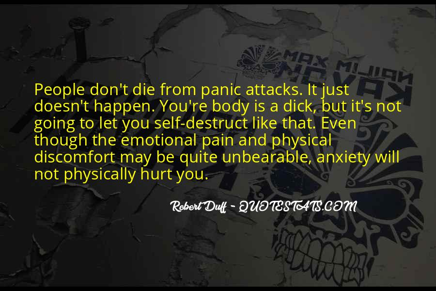 Even Though The Pain Quotes #1269960