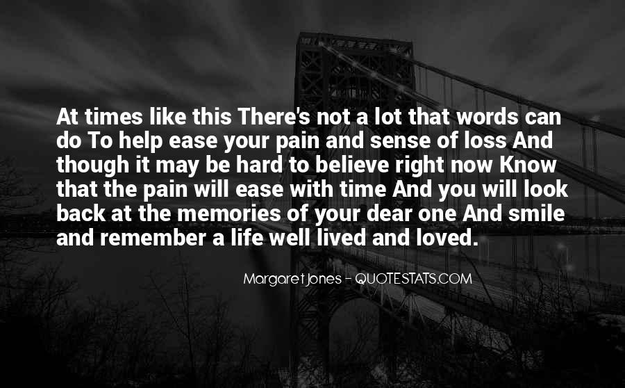 Even Though The Pain Quotes #341991