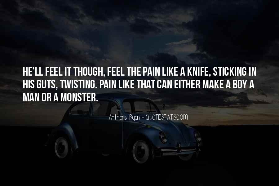 Even Though The Pain Quotes #642135