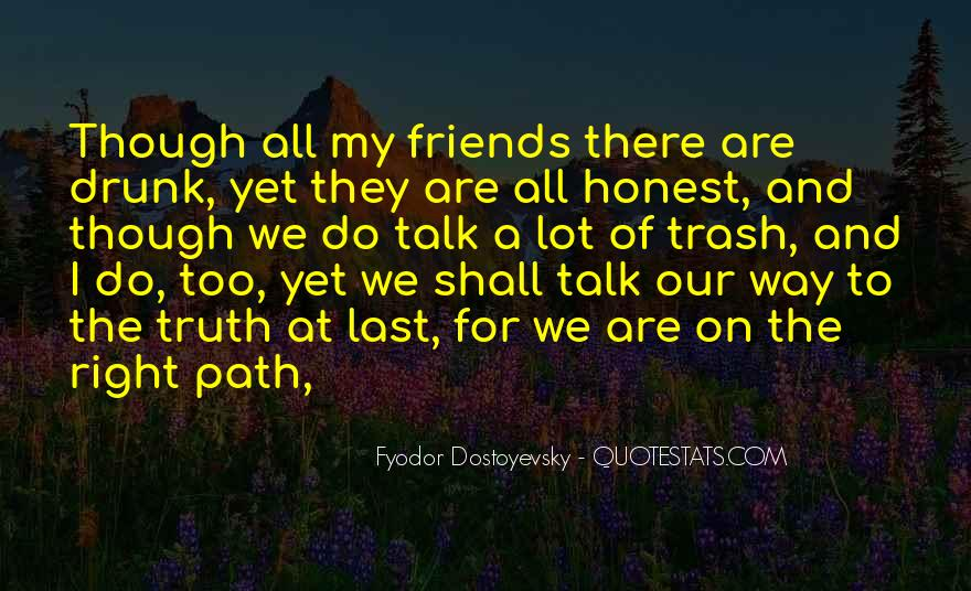 Even Though We're Not Friends Quotes #116035