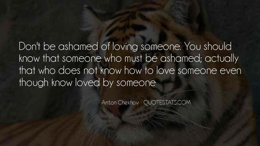 Even Though You Love Someone Quotes #1210402
