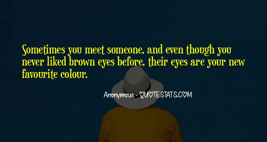 Even Though You Love Someone Quotes #1213781