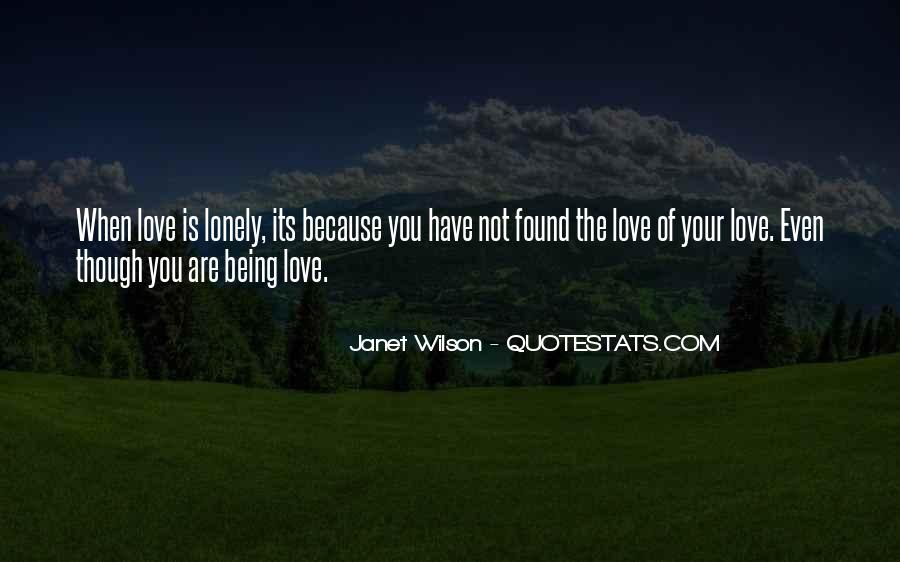 Even Though You Love Someone Quotes #34402