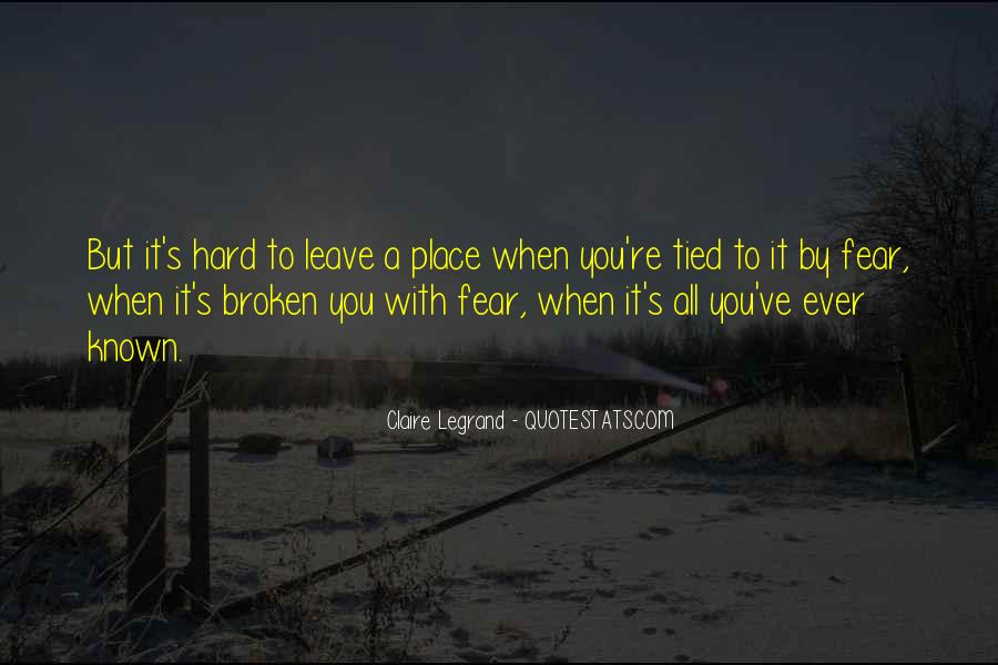 Even When Things Get Hard Quotes #1211