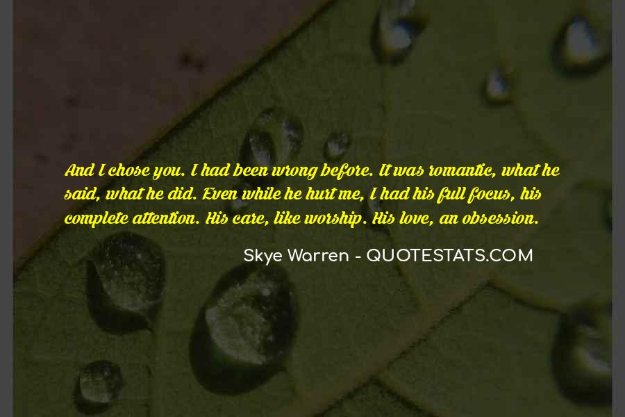 Even You Hurt Me Quotes #445869