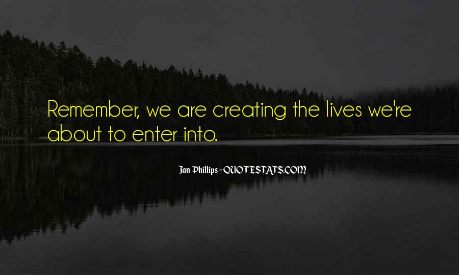 Events Shape Our Lives Quotes #1748777