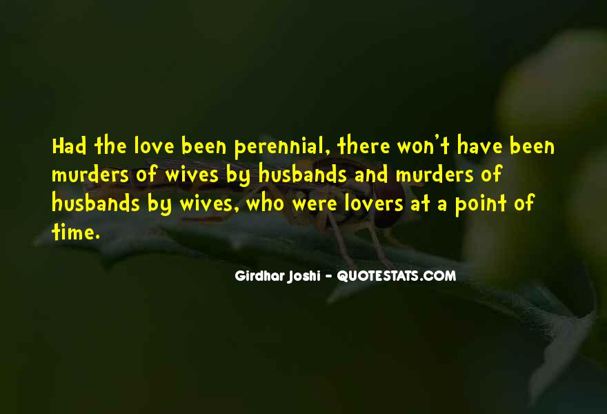 Quotes About Husbands And Wife #1198112