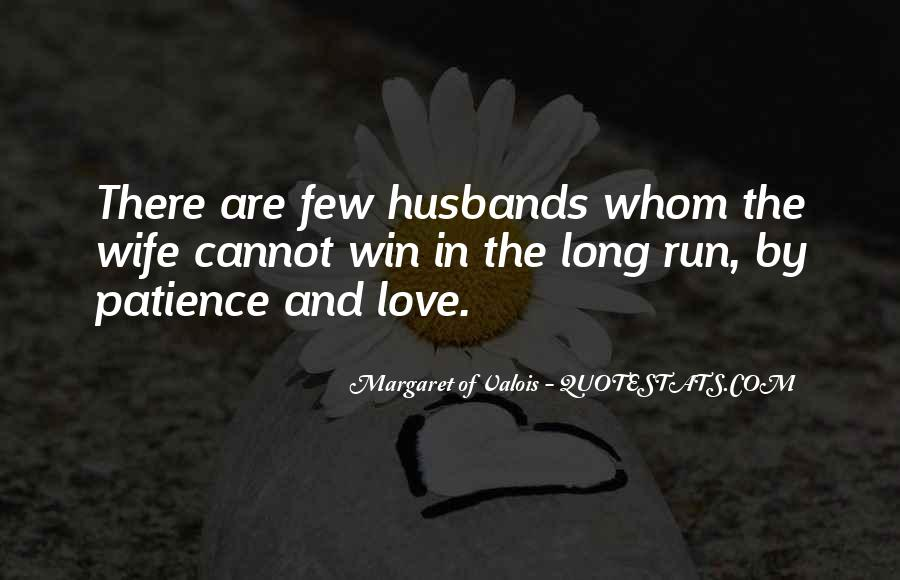 Quotes About Husbands And Wife #1622941