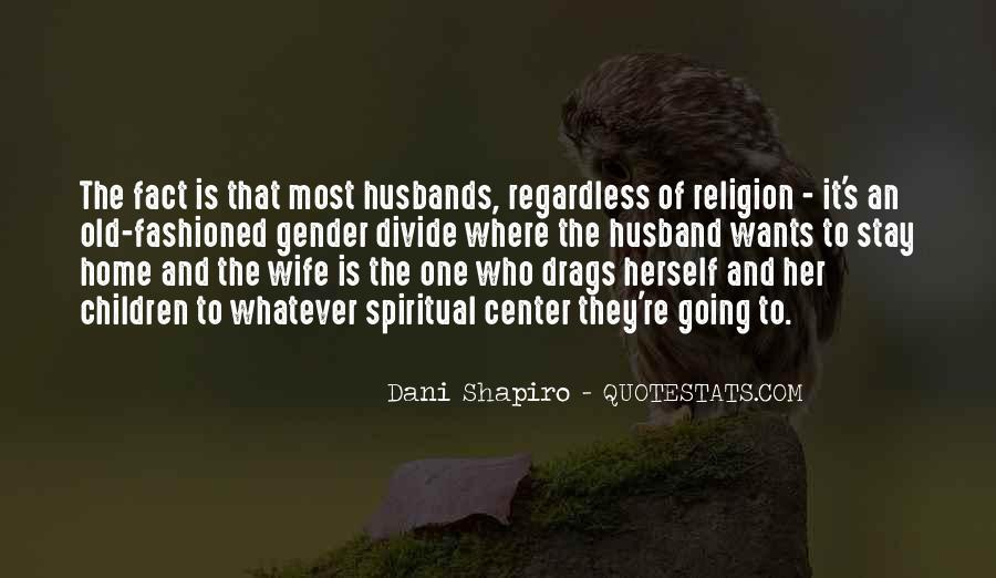 Quotes About Husbands And Wife #1763573