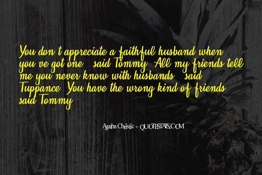 Quotes About Husbands And Wife #1827616