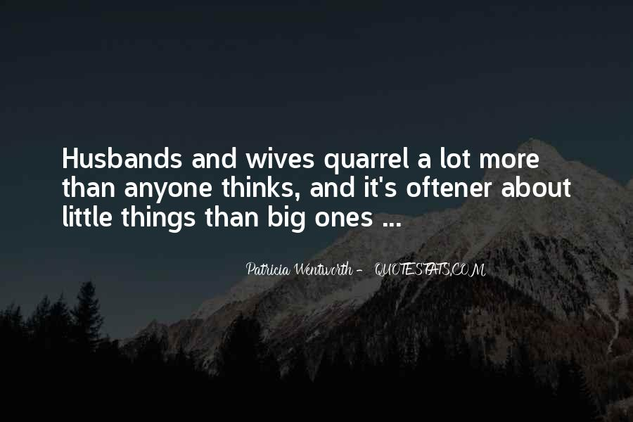 Quotes About Husbands And Wife #317709