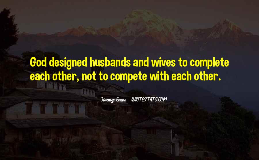 Quotes About Husbands And Wife #540718