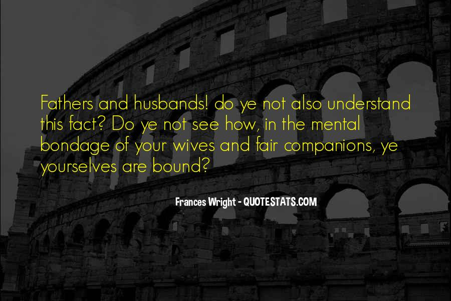 Quotes About Husbands And Wife #572780