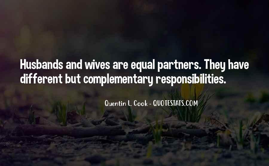 Quotes About Husbands And Wife #745319