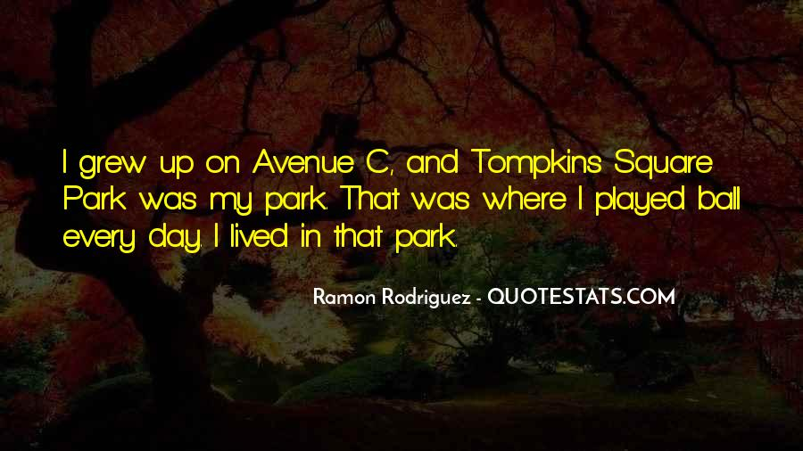 Every Avenue Quotes #1210217
