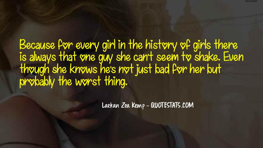 Top 32 Every Girl Wants Guy Quotes: Famous Quotes & Sayings ...