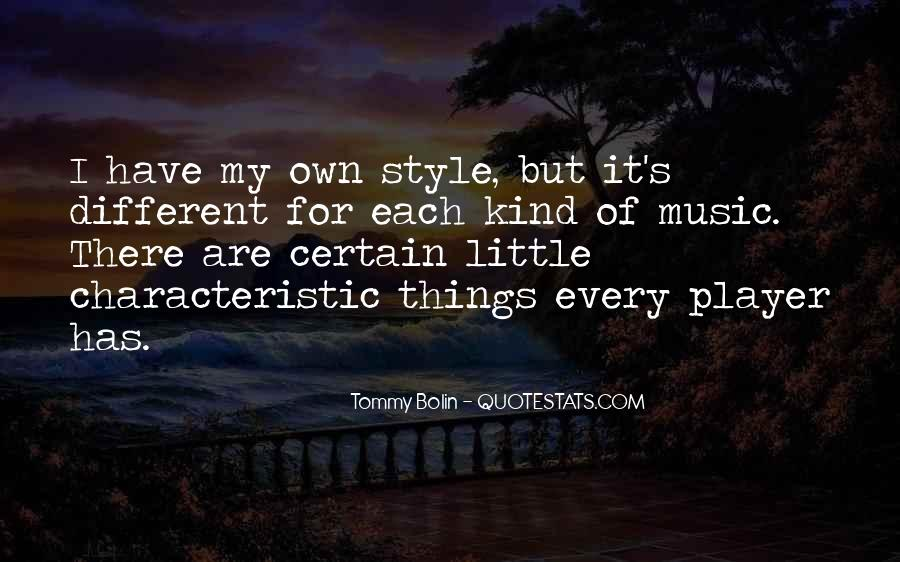 Every Little Things Quotes #1170084