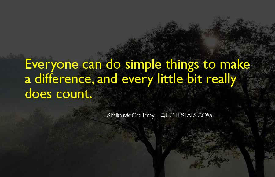 Every Little Things Quotes #155387