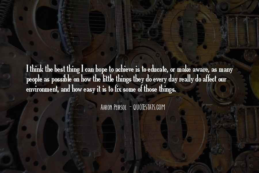Every Little Things Quotes #1650386