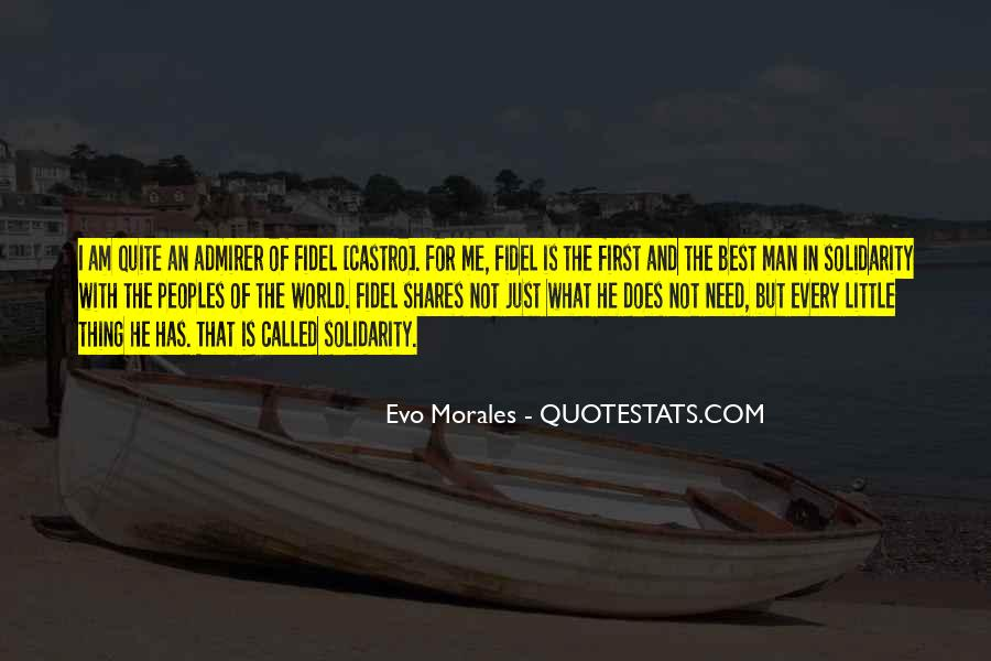 Every Man Needs Quotes #5263