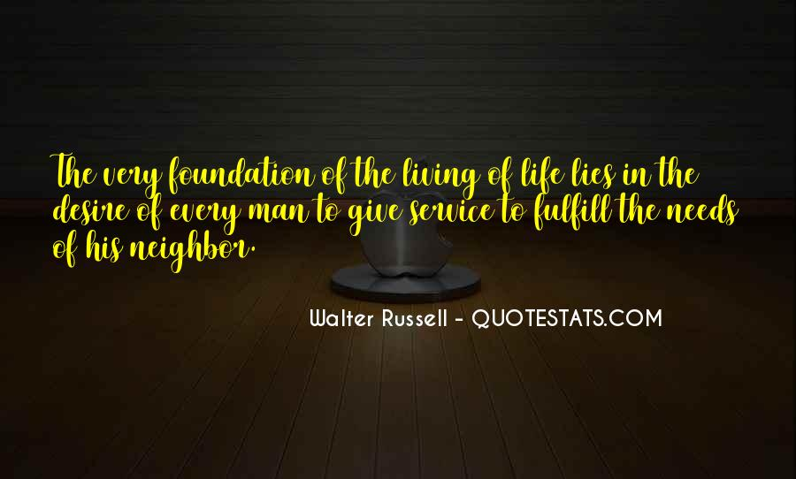 Every Man Needs Quotes #531601