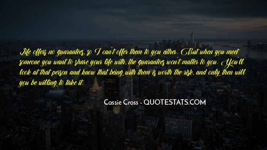 Every Person We Meet Quotes #274321