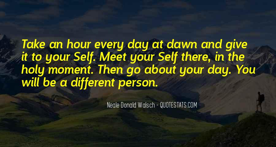 Every Person We Meet Quotes #368899