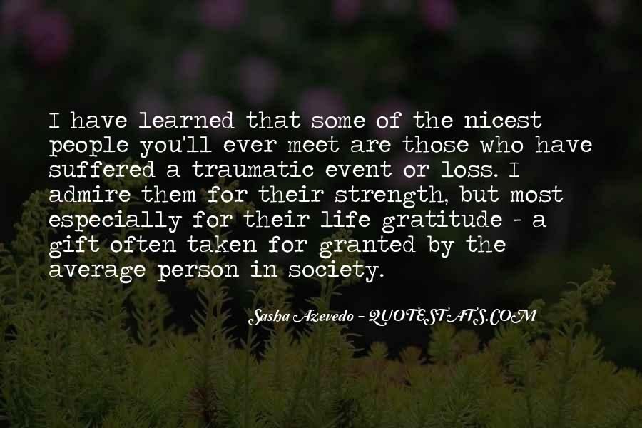 Every Person We Meet Quotes #416542