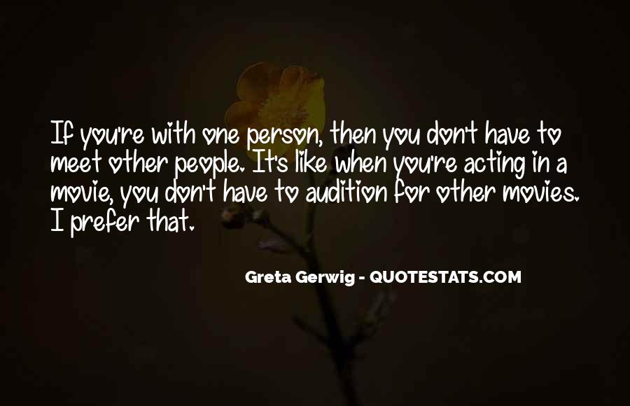 Every Person We Meet Quotes #429046