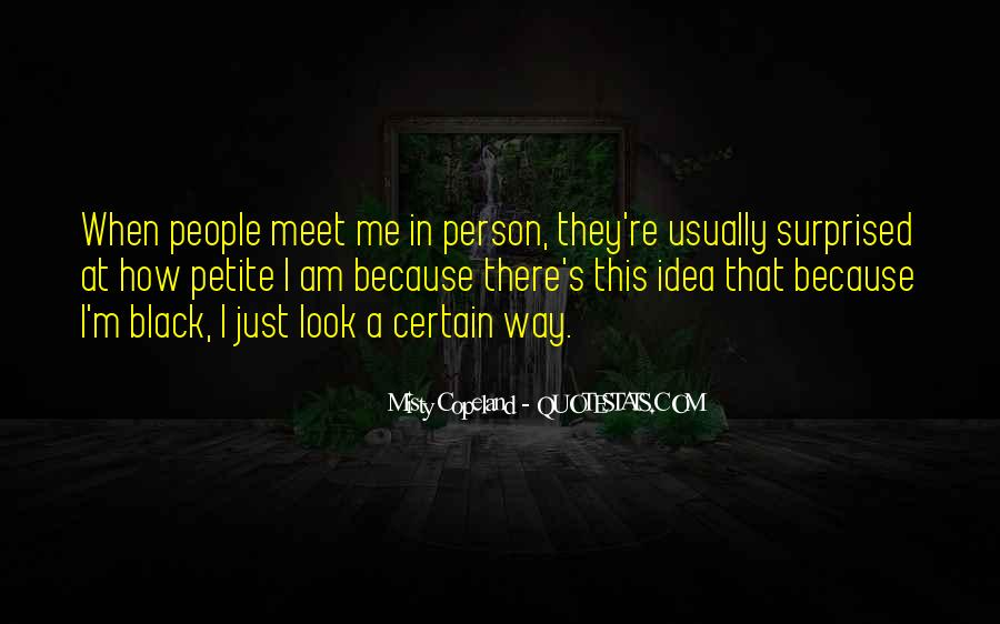 Every Person We Meet Quotes #436505