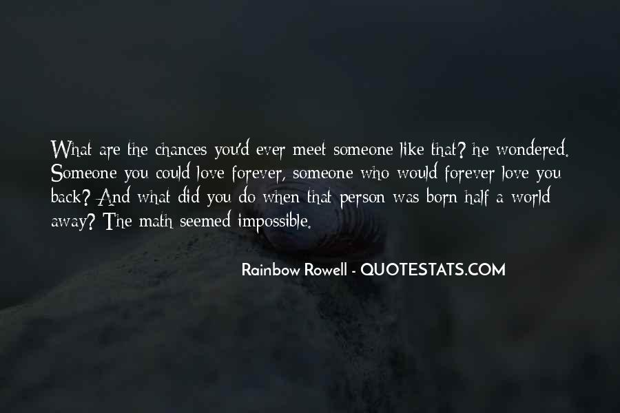 Every Person We Meet Quotes #443174