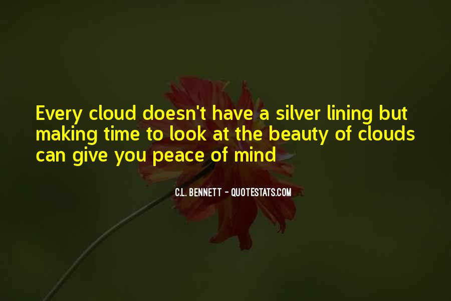 Top 31 Every Silver Lining Quotes: Famous Quotes & Sayings ...
