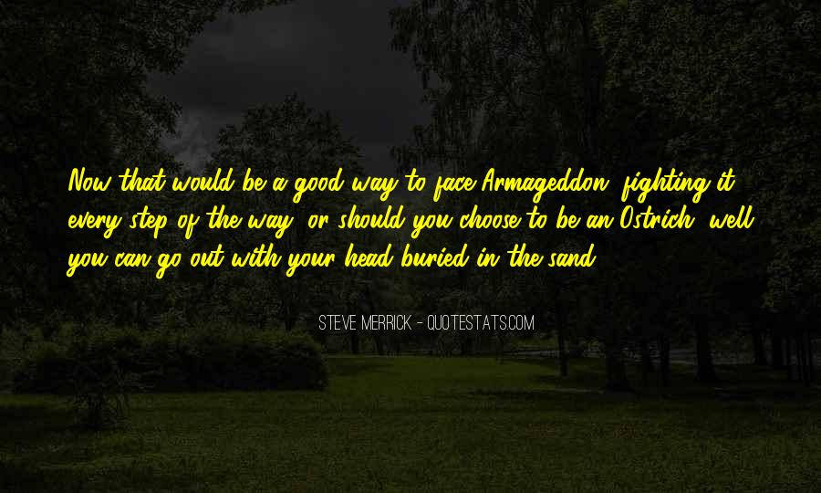 Every Step Way Quotes #101691