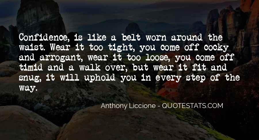 Every Step Way Quotes #1161934
