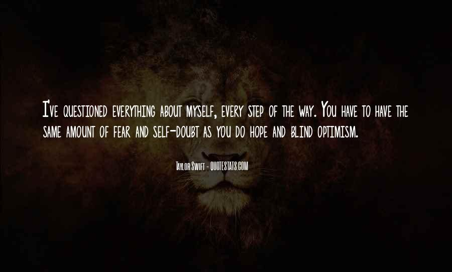 Every Step Way Quotes #802694