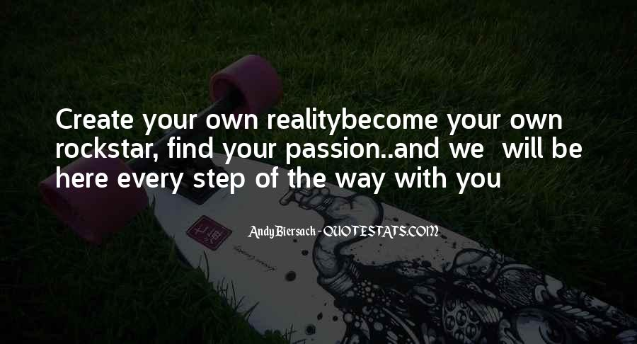 Every Step Way Quotes #887070