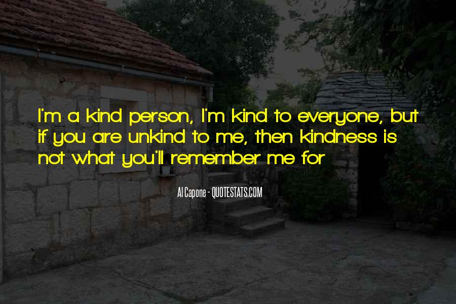 Everyone Is Not For You Quotes #499873