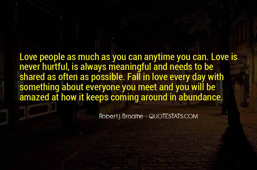 Everyone Needs Someone To Love Quotes #1297765
