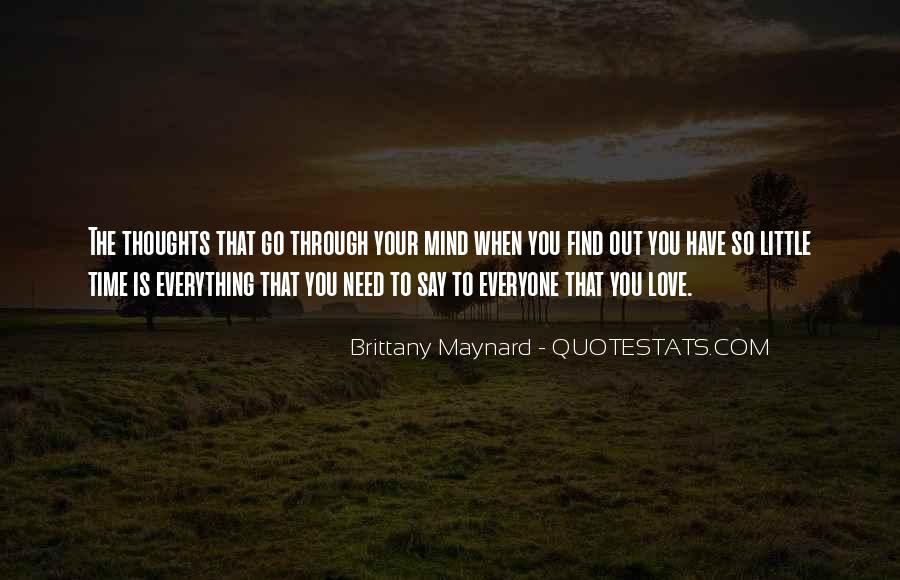 Everyone Needs Someone To Love Quotes #1673900