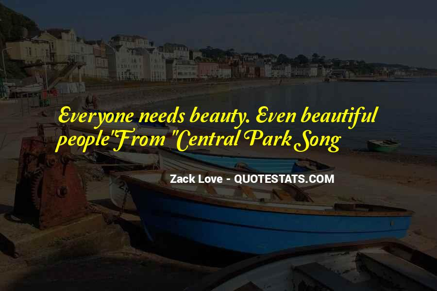 Everyone Needs Someone To Love Quotes #1756951