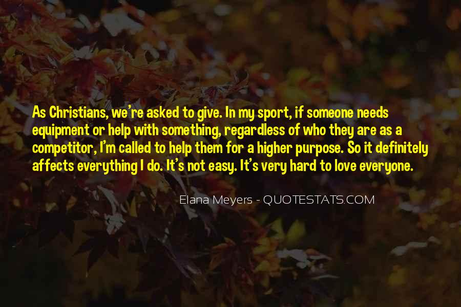 Everyone Needs Someone To Love Quotes #1819387
