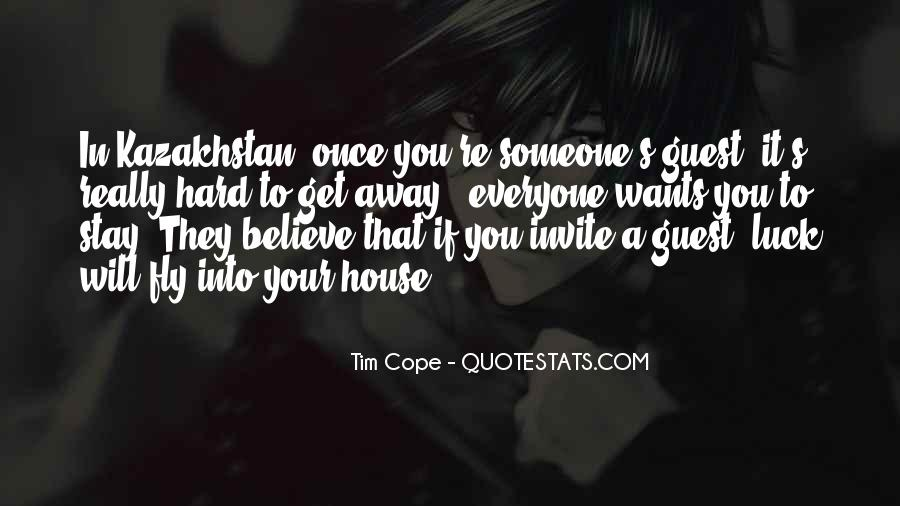 Everyone Wants Someone Quotes #1037631
