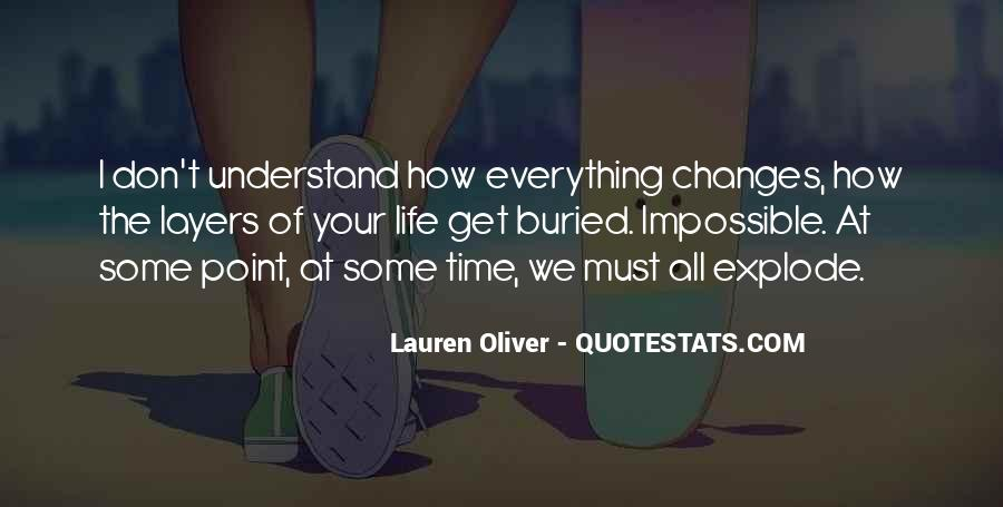 Everything Must Change Quotes #1258599