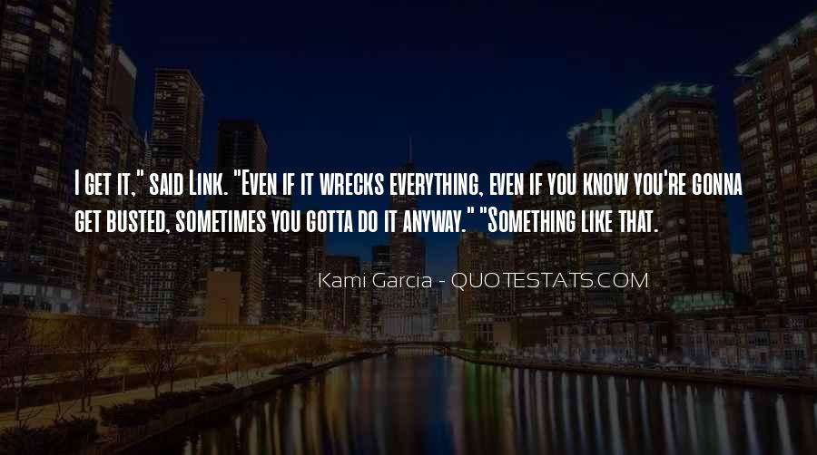 Everything's Gonna Be Okay Quotes #153461