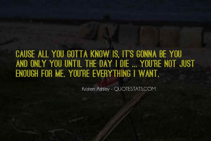 Everything's Gonna Be Okay Quotes #384020