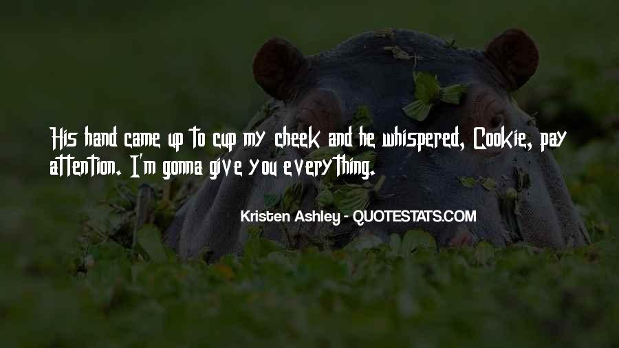 Everything's Gonna Be Okay Quotes #54127