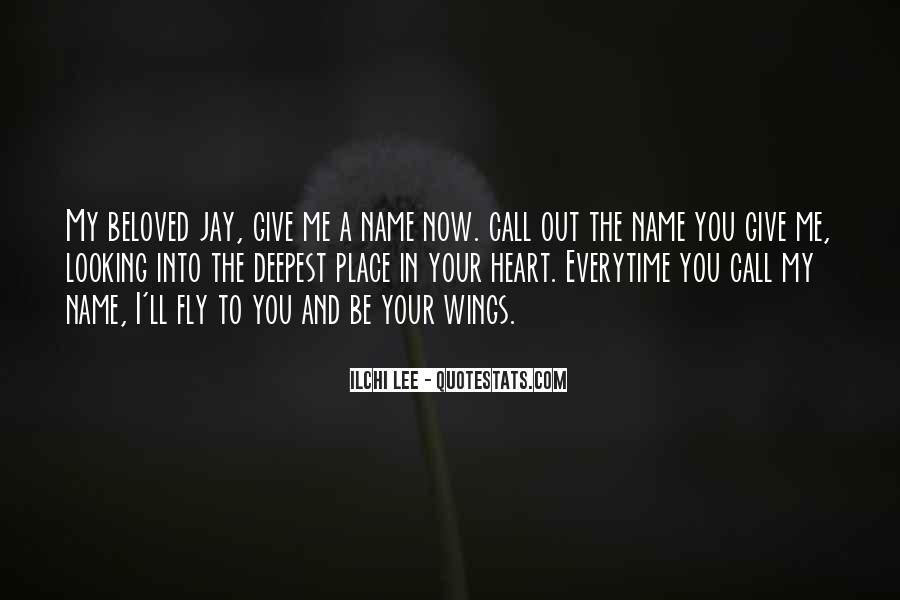 Everytime I Think Of You Quotes #425470