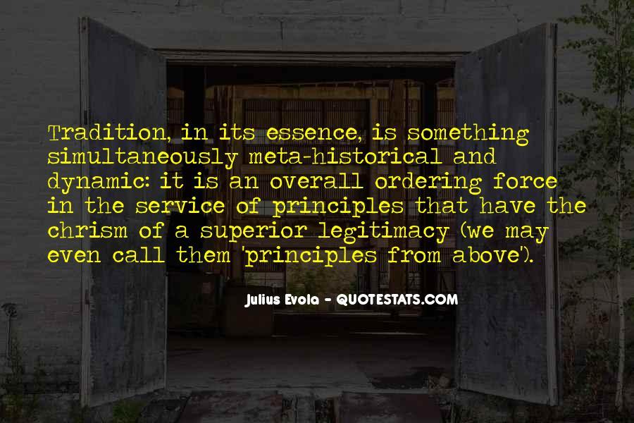 Evola Julius Quotes #449799