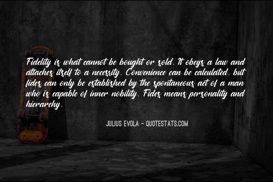 Evola Julius Quotes #585914