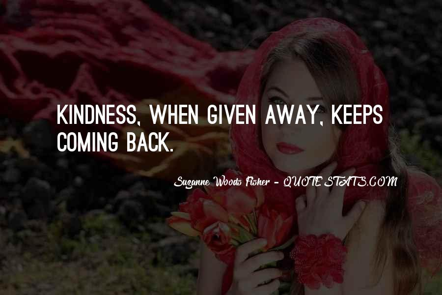 Ex Keeps Coming Back Quotes #1334235